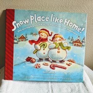 Hallmark. 'Snow Place like Home.'